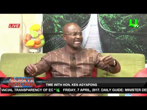 Hon. Ken Agyapong On Adekye Nsroma On UTV