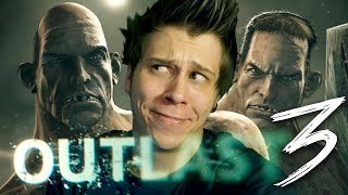 EL RETORNO DE LOS GEMELOS RETARDS | Outlast Whistleblower DLC