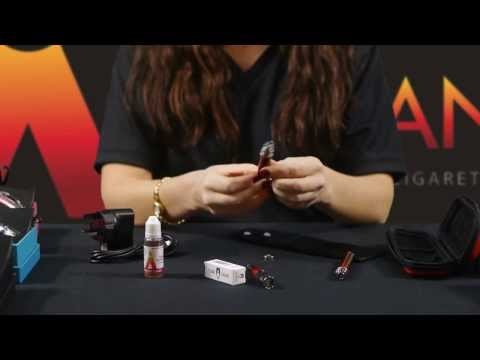 Inferno Starter Kit with the BCT - Volcano EU - E-Cigarettes