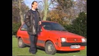 Old Top Gear 1991 - Austin Metro