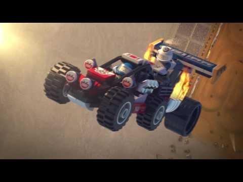 Lego City - Skvelé vozidlá - Rekordný rozruch