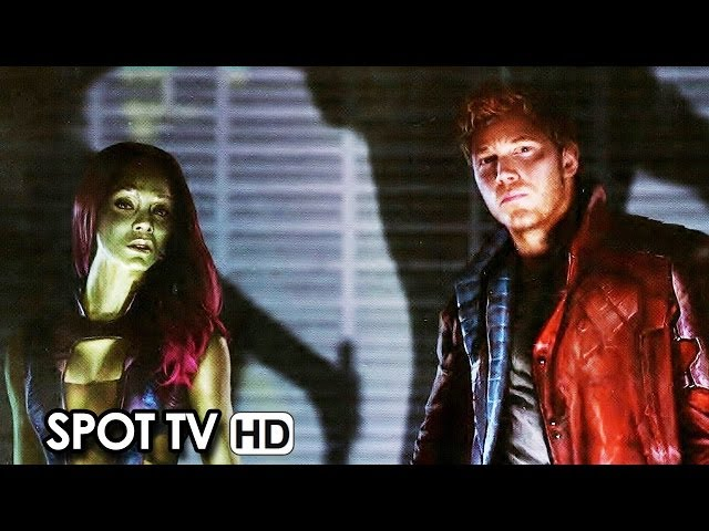 Guardians of the Galaxy - TV Spot #5 (2014) HD