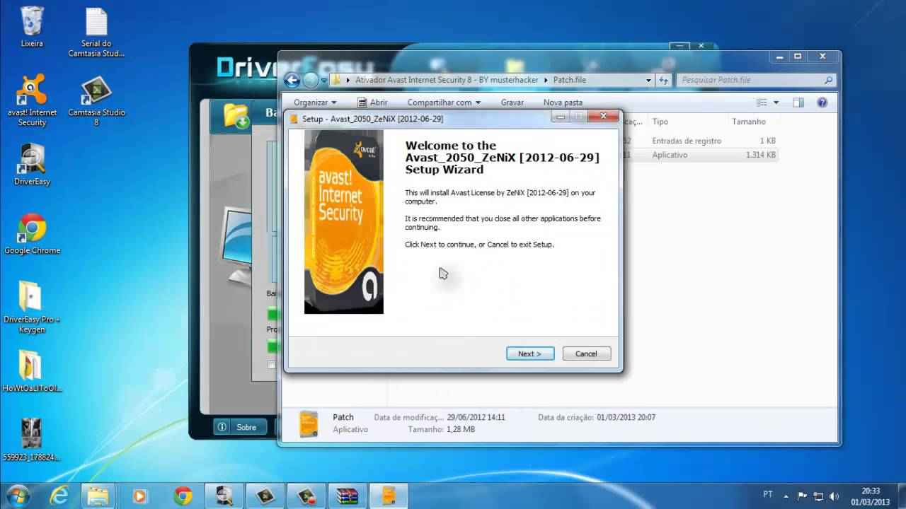 how to delete avast from windows 7