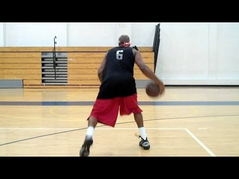 Cross Attack - Scissor, Double-Crossover Move Drives | Dre Baldwin