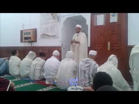 صلاة عيد الفطر من مسجد العتيق Midarhoy.com 2014