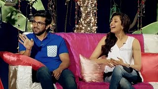 Ram-Charan-and-Kajal-Interview-About-GAV