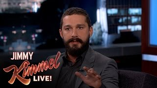 Shia LaBeouf Drunk in New York