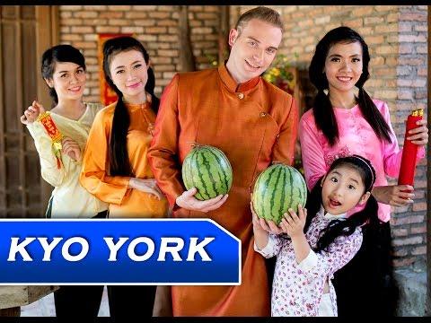 TỔNG HỢP  NHẠC XUÂN HAY NHẤT  2015 | KYO YORK & JU UYÊN NHI