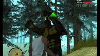 Gta San Andreas How To Find BigFoot 2012