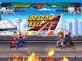 Dragon Ball AF M.U.G.E.N (2013 Update) - Vegeta and Bulla