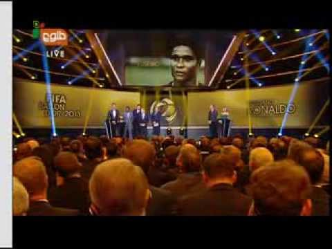 FIFA Ballon D`or 2014 Ronaldo Messi Ribery