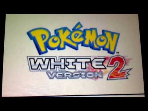 Pokemon White2 intro (its old)