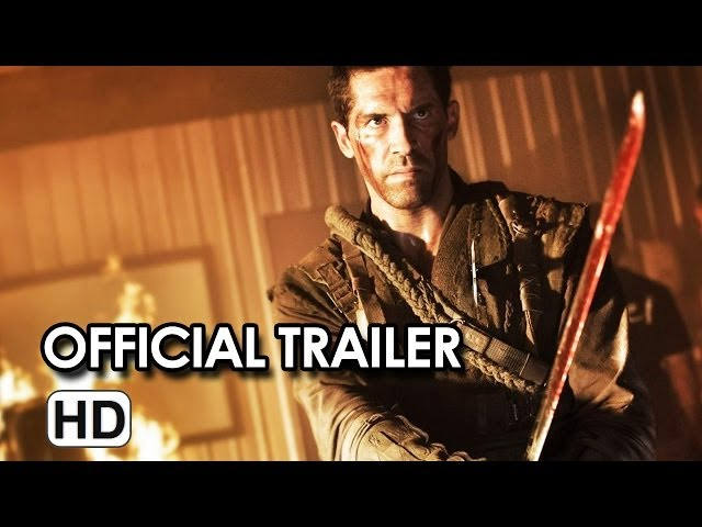 NINJA 2: Shadow of a Tear Official Trailer (2013) HD