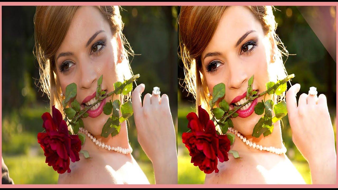 Corregir fotografias desenfocadas con photoshop 100