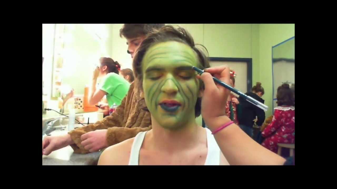 jim carrey grinch makeup Car Tuning