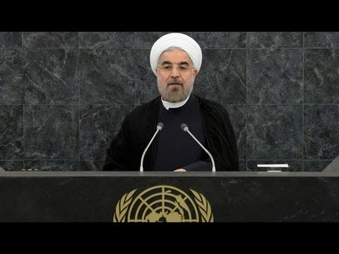 Rouhani's Speech at the U.N. in 3 Minutes