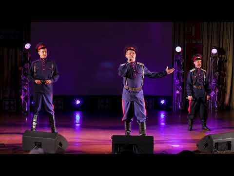 """Юбилейный 150-й концерт Фронтового ансамбля """" БРАТЬЯ КАЗАКИ"""". Видео."""