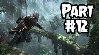 Assassin's Creed 4 Black Flag Gameplay Walkthrough - Part 12 [Sequence 3 Du Casse] AC4 Let's Play