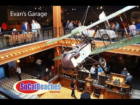 Evans Garage - Classic Car Collection San Diego