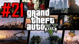 Grand Theft Auto V (GTA 5) - PS3 - Playthrough #21 [Detonado PT-BR]