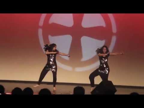 1234 Get On The Dance Floor - New Zealand Telugu Association 2013