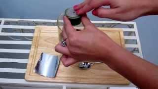 How To Refill Espresso Capsules / Pods Starbucks Verismo