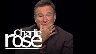 Charlie Rose: Robin Williams on Acting and Comedy
