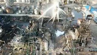 انفجار في مصنع في إسبانيا يقتل...