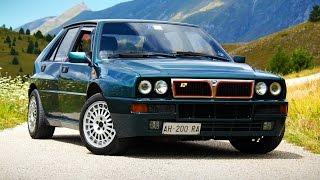 Lancia Delta HF Integrale Evoluzione - Davide Cironi drive experience (ENG.SUBS)