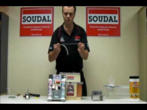 Soudal T-Rex Power Bond Demonstration