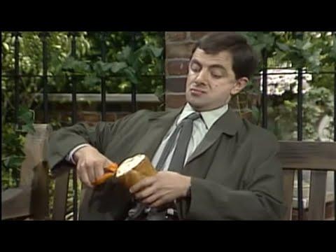 Mr. Bean - Sandwich for Lunch