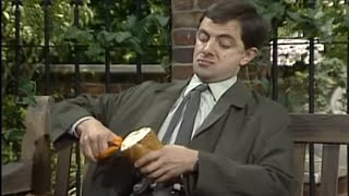 Mr. Bean – Sandwich for Lunch