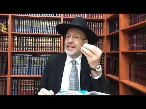 Rabbi Yaacov Abihatsera Acquerir le Rouah et sa Neshama Dedie pour la reussite de Ariel Danane