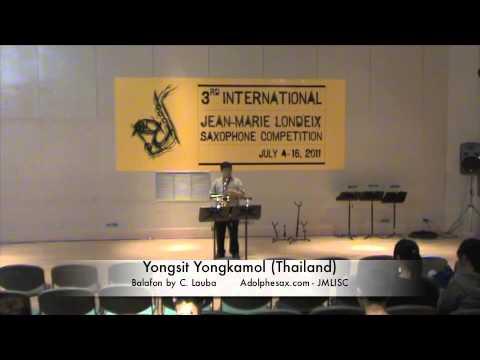 Yongsit Yongkamol Thailand Balafon by C  Lauba