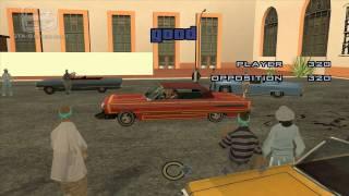 GTA San Andreas Walkthrough Challenge Lowrider (HD