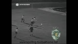 Sporting - 16 Apoel Nicosia - 1, 1963/1964 Taças das Taças