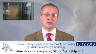 Wiadomości Diecezjalne 16 grudnia 2013 r.