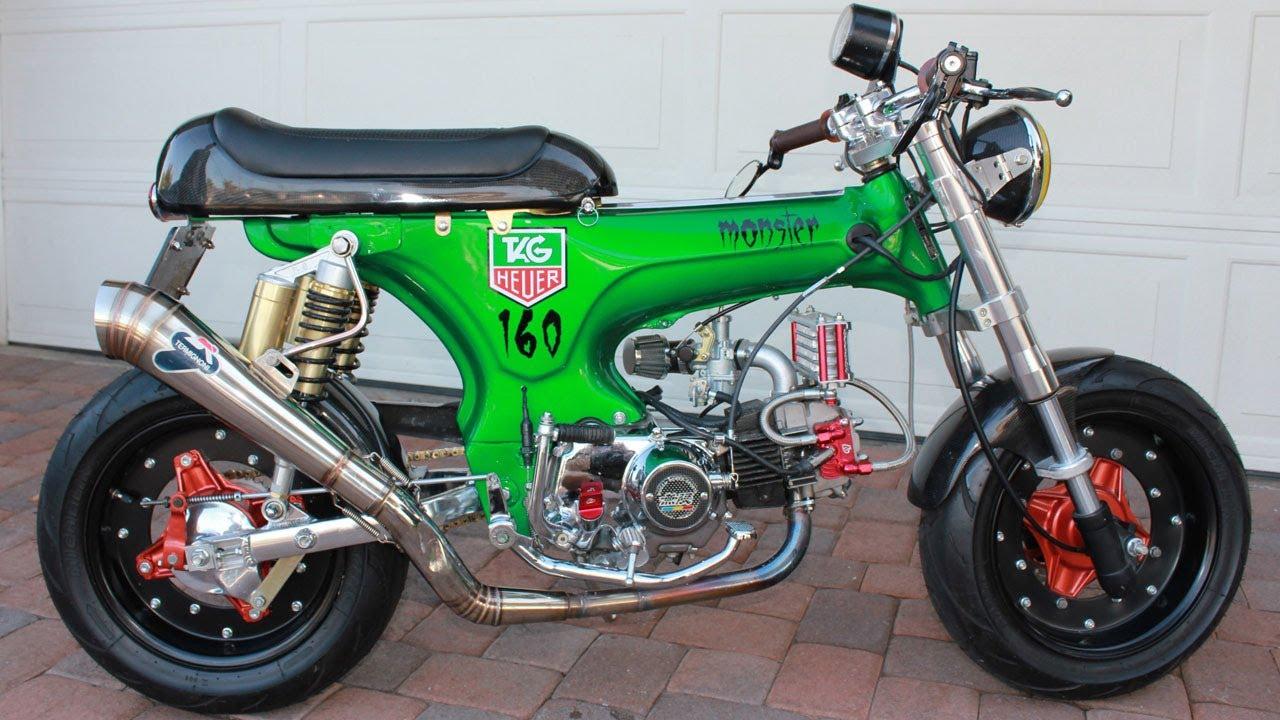 similiar honda ct70 keywords custom 1970 honda ct70 monkey bike cafe racer like honda grom gopro