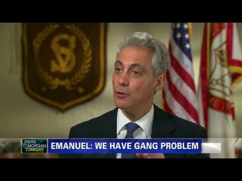 Rahm Emanuel on Chicago gangs