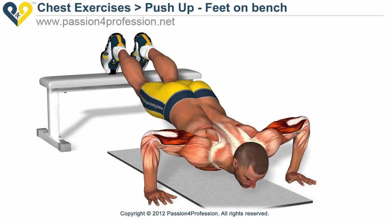 Press Ups And Sit Ups To Build Muscle