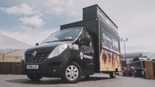 How Renault built the ideal van for DJ BBQ (sponsored). Auto Express.