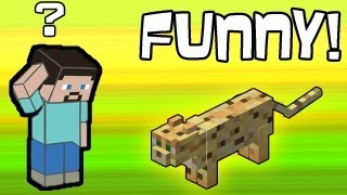 [FUNNY] Worst Minecraft Moments Montage! #3 CATS!