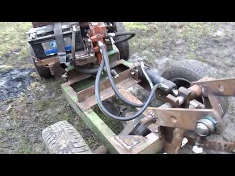 холодных самодельный трактор с гидроприводом всем мире дети