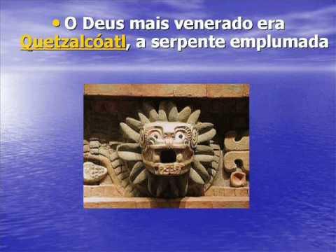 Maias, Astecas e Incas