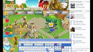 Botando Dinheiro No Dragon City/putting Money In Dragon