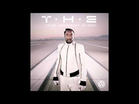 will.i.am - T.H.E [The Hardest Ever] ft. Mick Jagger & Jennifer Lopez (Clean Version)