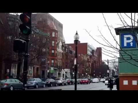 Boston, una città che sa d'Inghilterra