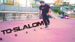 Tó Slalom