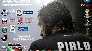 Pes 2014 OPTION FILE COPA DO MUNDO 2014 COMPATIVEL DLC 7.0