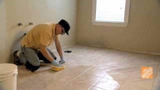 Como aplicar la lechada en un suelo